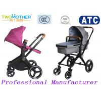 Buy cheap Safety Earopean Standard Lightweight Stroller For Infant , Easy Install product
