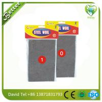 Buy cheap steel wool high quality rust clearing pad price product
