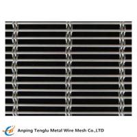 Buy cheap Stainless Steel Cable Mesh Cable pitch: 36mm Cable diameter: 1.0mm X 4 from wholesalers