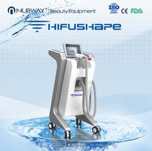 Buy cheap ultrashape hifu slimming machine for body power assisted liposuction equipment product