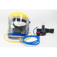 Buy cheap Type 8502 Full Face Gas Mask For Painting Car 35*28*22cm Easy Clean product