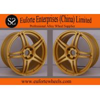 Bronze Forged Wheels Aluminum 19 inch Alloy Wheels For Automobiles