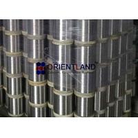Buy cheap Stainless Steel  Metal Binding Wire Soft Annealed Binding Wire  AISI 304 304L 316 316L product
