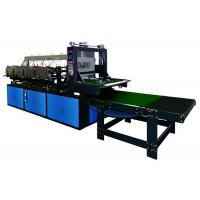 Buy cheap High Performance Automatic Partition Assembly Machines For Corrugated Paperboard product
