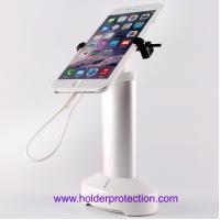 Buy cheap COMER handphone alarm display mobile charger stand anti theft system with high security locker product