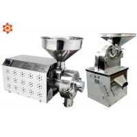 Buy cheap Stainless Steel 304 Electric Corn Mill Machine / Industrial Flour Mill Machine product