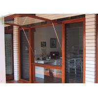 Buy cheap Customized Type Aluminium Awning Windows with Rubber Seal / Powder Coating product