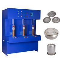 Buy cheap 60KW soudent la machine de chauffage par induction de soudure pour souder la casserole électrique de chauffage product