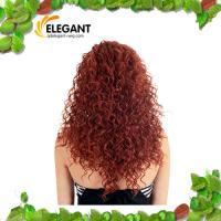 Buy cheap Beautiful 99J Color Afro Curl Full Lace Wig product