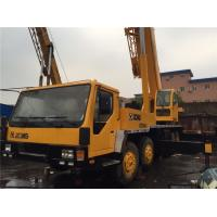 Auto Transmission Used Hydraulic XCMG Crane 50 Ton QY50K-II Hot Sale in China