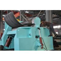 China W12-90x4000 4 Roller Steel Plate Rolling Machine , Pre - Bending Thickness 70mm on sale