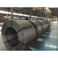 Buy cheap Steel Strand / Uncoated Seven Wire PC Steel Wire For Prestressed Concrete product