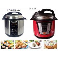 Buy cheap Multi purpose slow cooker  pressure cooker all in one 4L/5L/6L/8L/10L/12L product