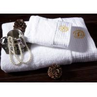 China 100% Cotton Face Towel With Embroidery / Jacquard / Printed Logo 35*75 Cm on sale