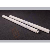 Buy cheap 30 Inch Membrane Filter Cartridge / Cartridge Oil Filter With Glass Fiber product