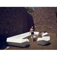 Buy cheap Vondom Faz Modern Upholstered Sofa Fiberglass Diamond Style Outdoor Furniture product