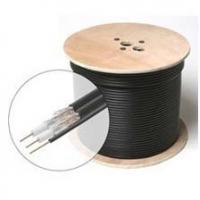 Buy cheap Non Plenum CM Dual RG6 Quad Shield Coaxial Cable 18 AWG CCS Conductor 75 Ohm product