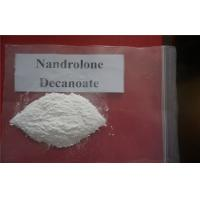 Buy cheap Raw Steroid Powder Deca 19-Nortestoterone Decanoate With  Injection For Body builders product