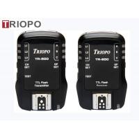 Buy cheap TRIOPO TR-800 Transmitter Camera accessories/remote wireless TTL HSS 1/8000S from wholesalers