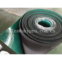 Buy cheap Double layer anti-static rubber matting rolls / ESD rubber flooring sheet roll product
