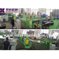 Buy cheap ZJX 4X1250 Hydraulic Slitting Line Machine For Hot Rolled Steel and Pipe product