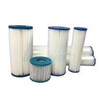 Buy cheap 50um Pleated Filter Element product