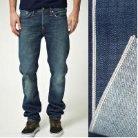 Buy cheap Selvedge denim man denim jeans in indigo jeans brand   product