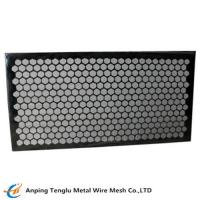 Buy cheap Steel Frame Shakers Screen|From 20 to 250 mesh for Shale Shakers product