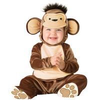 Buy cheap Monkey Infant Baby Acting Costumes Halloween Baby Clothes Custom Made product