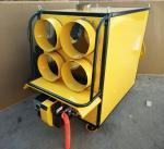 Buy cheap High Power Poultry Brooder Heater , Fuel Oil Heater 80 - 120 Kilowatt product