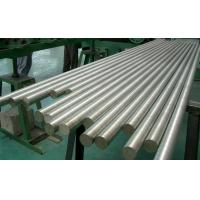 China Aerospace Industries Inconel 625 Round Bar , Solid Steel Bar Bright Surface DIN 2.4856 on sale