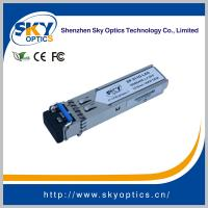 Buy cheap достигаемость модуля 1310нм 20км СФП ЛС одиночного режима приемопередатчика 1.25Гбпс СФП оптически product
