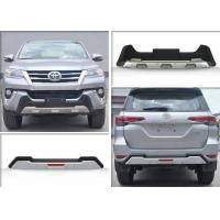 Buy cheap TOYOTA New Fortuner 2016 2017 Accessory Front Bumper Guard and Rear Guard product