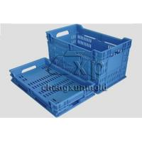 China Fruits Crate Mould/small plastic crates mould/plastic crates manufacturers/plastic storage crate mould on sale