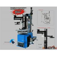 Buy cheap Semi-automatic Car Tyre Changer Machine With Max. Rim Width 12.5