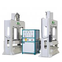 Buy cheap Hydraulic Press With Radio Frequency product