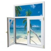 China PVC Double Glazed Windows (P-D-G-W-001) on sale