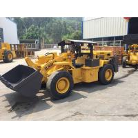 Buy cheap 2.0 ton underground wheel loader with exhaust purifier underground loader with 2000kg load capacity product