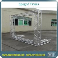Assembling stage truss roof quality assembling stage for Cheap trusses for sale