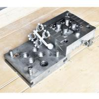 China Zamak Die Casting Mould For LED Light Housing , Precision Die Casting on sale
