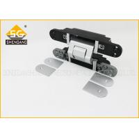 180 Degree Invisible Heavy Duty Door Hinges , 3d Adjustable Hinge for sale