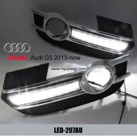 China LED Daytime Running Light For Audi Q3 Driving Fog lamp DRL aftermarket wholesale