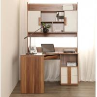 Buy cheap Recycled Modern Home Furniture Computer Corner Desk With Hutch Non Toxic product