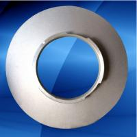 Buy cheap Bearing 640MM Rotary Screen End Ring Textile Machinery Components For Textile Roller Printing Machine product