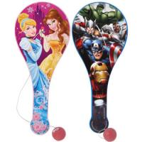Buy cheap Educational Funny Paddle Ball Toy , Princesses Beach Paddle Ball product