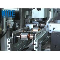 Buy cheap Automatic Armature Winding Machine Rotor Electric Motor Production Line product