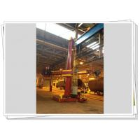 Buy cheap Column Rotatable Motorized Trolley Welding Column Boom Wind Tower SAW Welding product