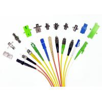 Buy cheap SC Connector Female Fiber Optic Patch Cord OEM Production Line With High Capacity product