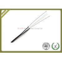 Buy cheap Bow - Type Fiber Drop Cable 2 Core Indoor For Telecommunications Industry product