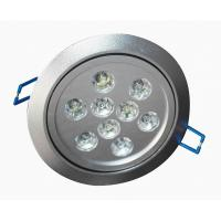 Buy cheap LED 7W recessed downlight for indoor and outdoor product
